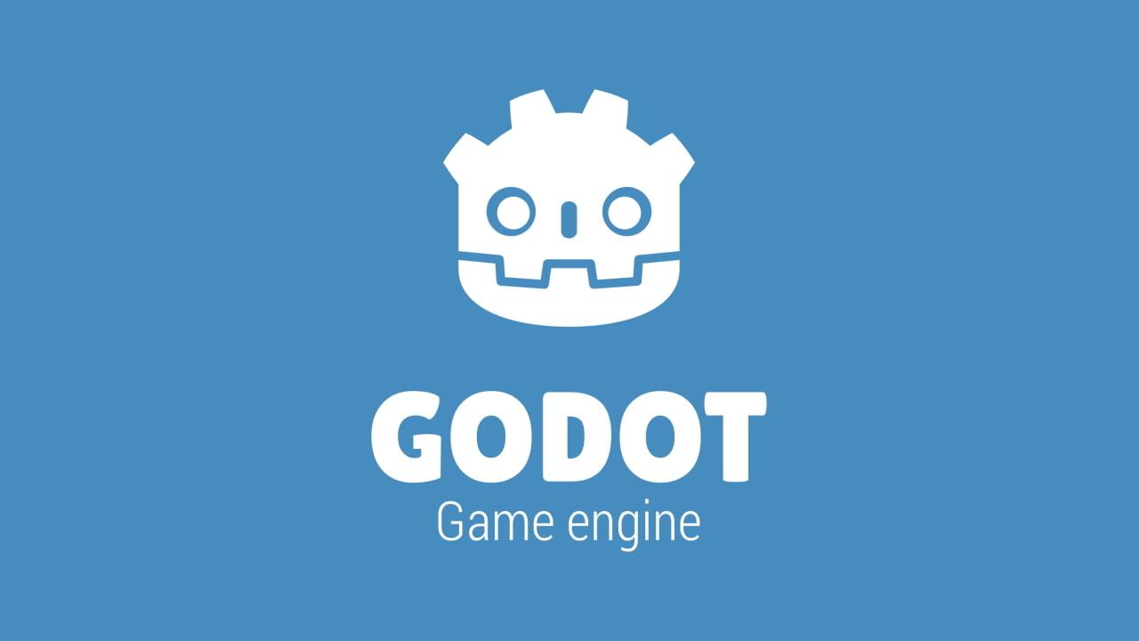 Godot Engine logo